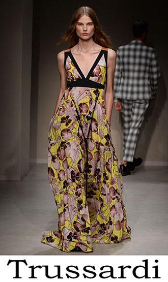 Trussardi Clothing Spring Summer 2018 Women's News