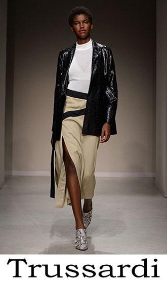 Trussardi Clothing Spring Summer 2018 Women's
