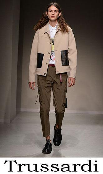 Trussardi Fashion Spring Summer 2018 Men's