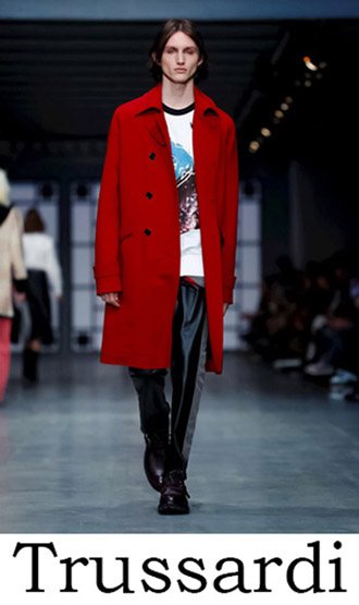 Trussardi Men's Clothing Fall Winter Fashion