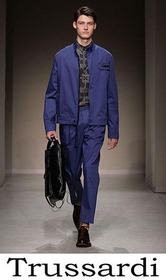 Trussardi Men's Clothing Spring Summer 2018