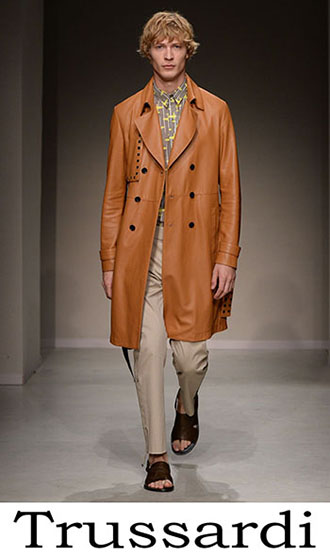 Trussardi Men's Clothing Spring Summer Fashion