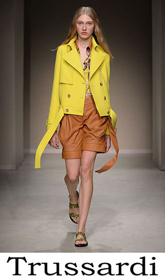 Trussardi Women's Clothing Spring Summer 2018