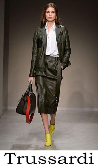 Trussardi Women's Clothing Spring Summer Fashion