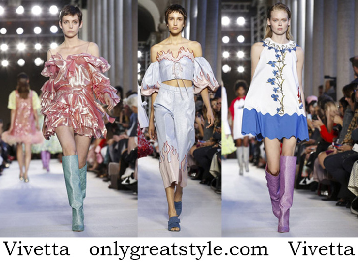 Vivetta Clothing Spring Summer Women's Fashion