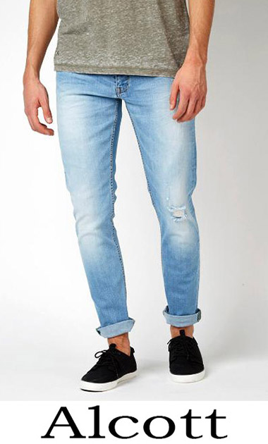 Alcott Jeans 2018 Men's New Arrivals