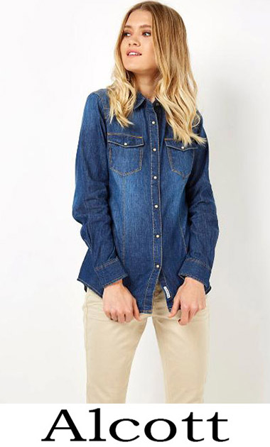Alcott Shirts 2018 Women's New Arrivals