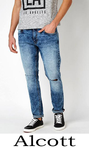 Alcott Spring Summer 2018 Men's Jeans