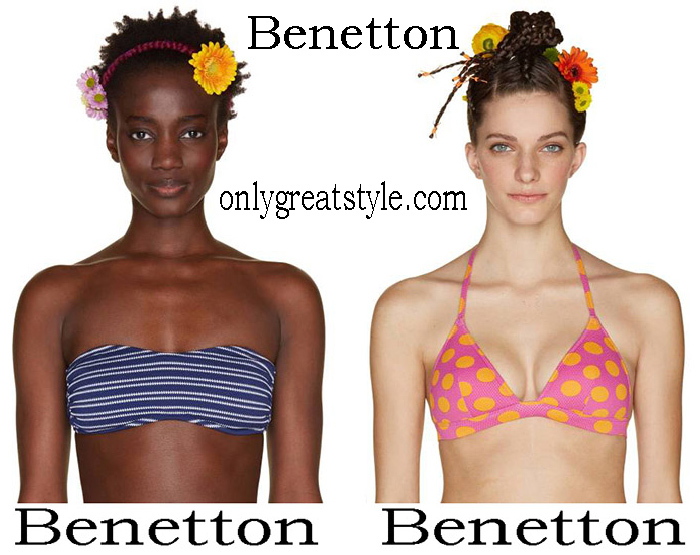 Benettonspring Summer 2018 Women'sbikinis