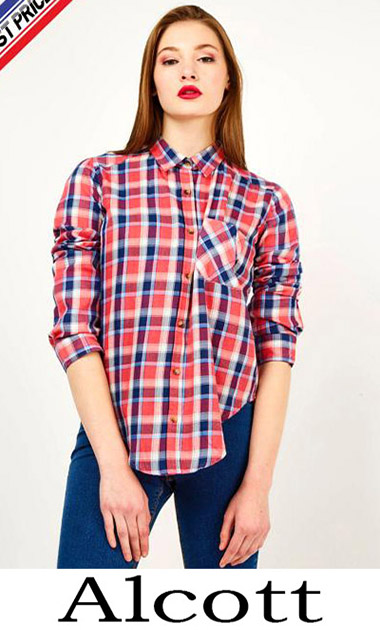Clothing Alcott Shirts 2018 Women's Spring Summer
