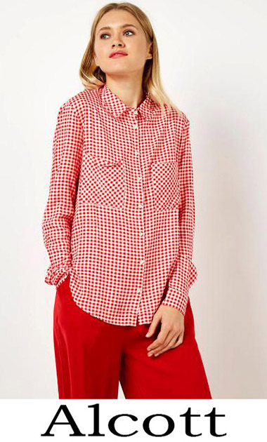 Clothing Alcott Women's Shirts Spring Summer