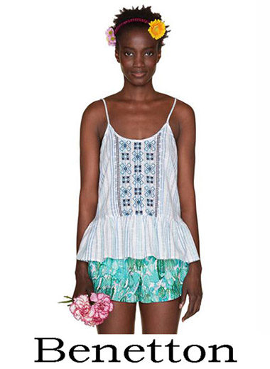Clothing Benetton Beachwear 2018 Women's 5