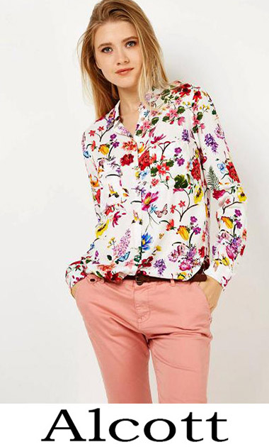 Fashion News Alcott Shirts 2018 Women's