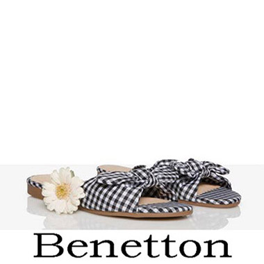 Fashion News Benetton Women's Shoes 1