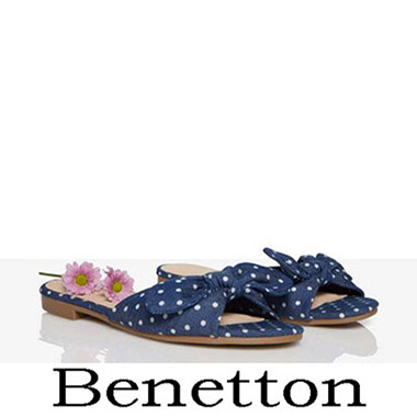 Fashion News Benetton Women's Shoes 3