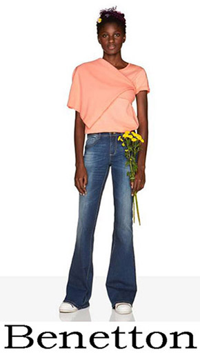 Jeans Benetton Spring Summer 2018 Women's 1