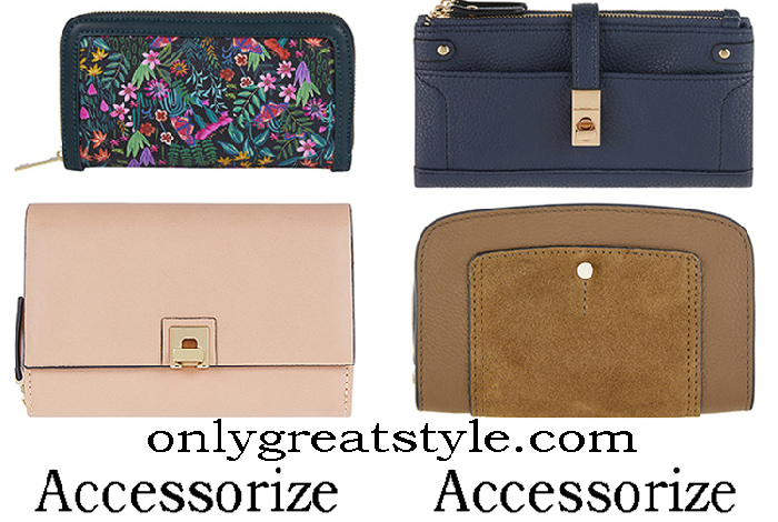 New Arrivals Accessorize Wallets Spring Summer