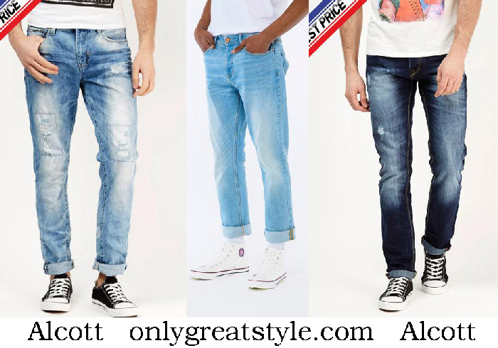 New Arrivals Alcott Jeans Men's Spring Summer
