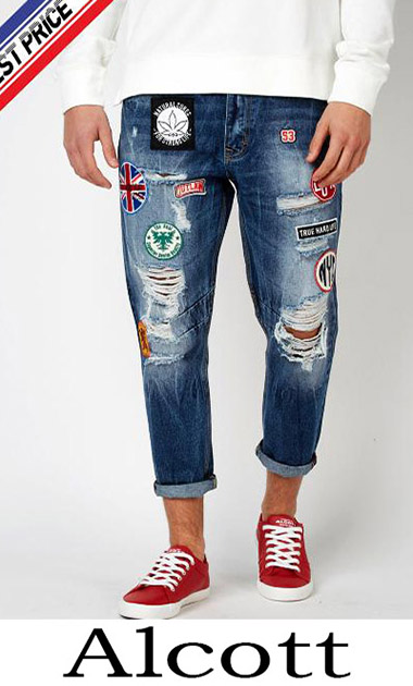 New Arrivals Alcott Men's Jeans 2018