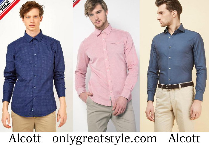 New Arrivals Alcott Shirts Men's Spring Summer