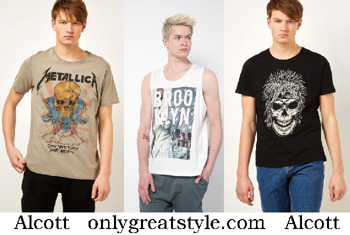 New Arrivals Alcott T Shirts Men's Spring Summer