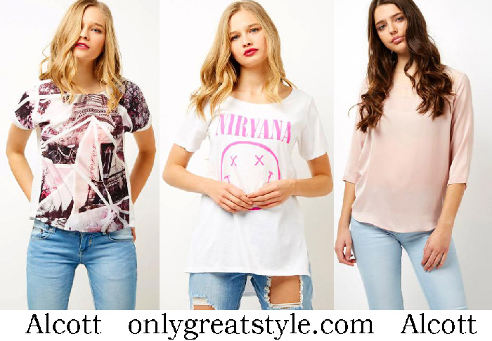 New Arrivals Alcott T Shirts Women's Spring Summer