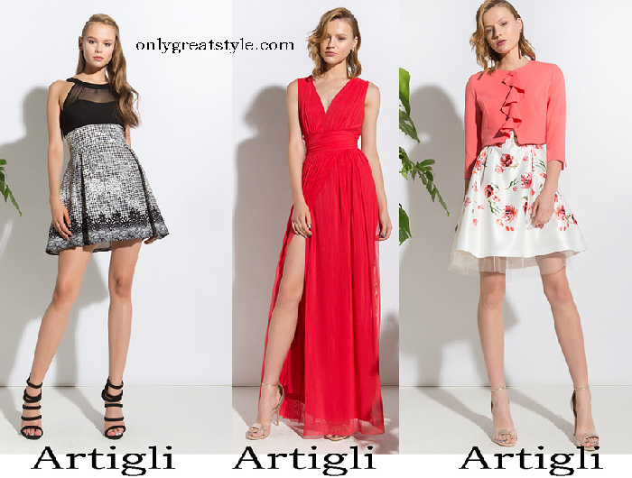 New Arrivals Artigli Dresses Women's Spring Summer