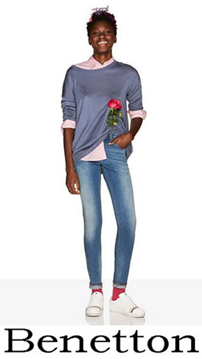 New Arrivals Benetton Denim Women's 1