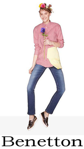 New Arrivals Benetton Denim Women's 2