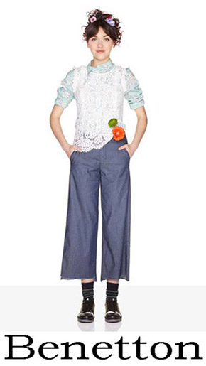 New Arrivals Benetton Denim Women's 3