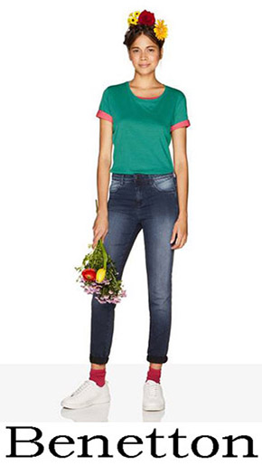 New Arrivals Benetton Denim Women's 4