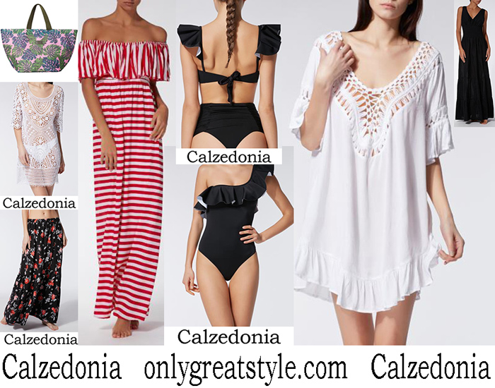 New Arrivals Calzedonia Beachwear Spring Summer