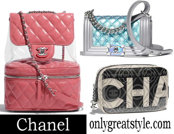 New Arrivals Chanel Bags 2018 Women's Handbags