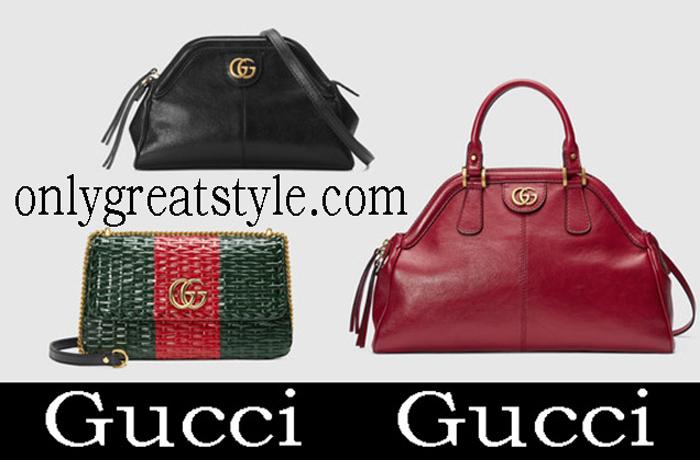 New Arrivals Gucci Bags 2018 Women's Handbags