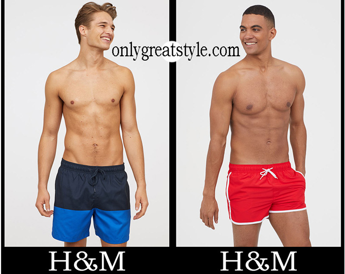 New Arrivals HM Boardshorts 2018 Men's Swimwear
