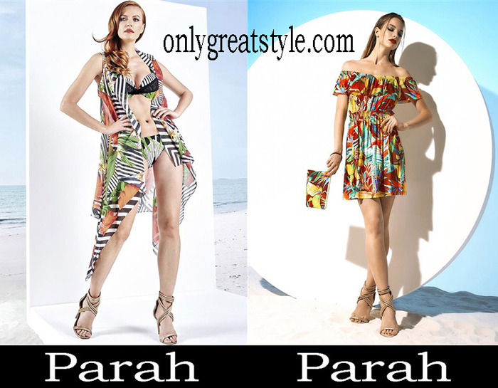 New Arrivals Parah Beachwear 2018 Sea Fashion