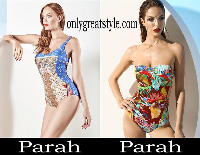 New Arrivals Parah Swimsuits 2018 Women's Swimwear