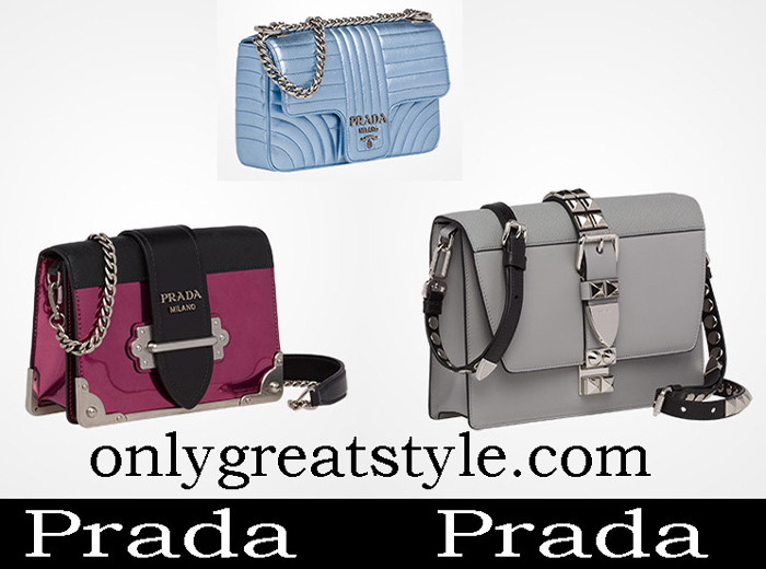 New Arrivals Prada Bags 2018 Women's Handbags