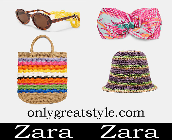 New Arrivals Zara Beach Accessories 2018 Beachwear