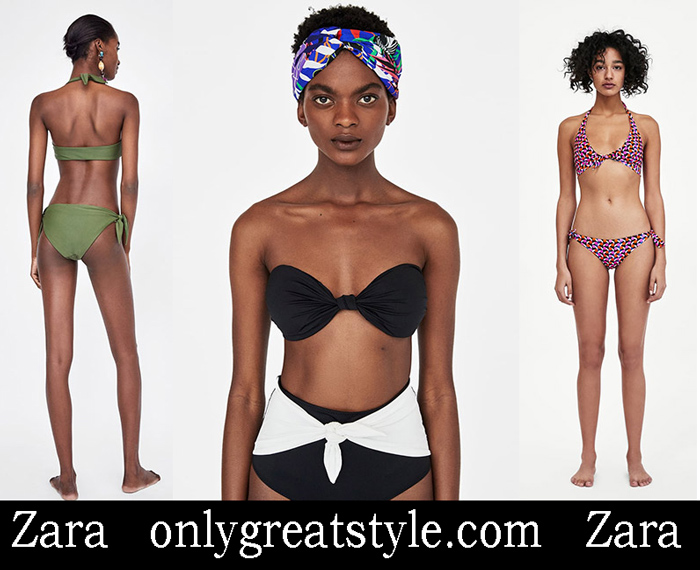 New Arrivals Zara Bikinis 2018 Women's Swimwear