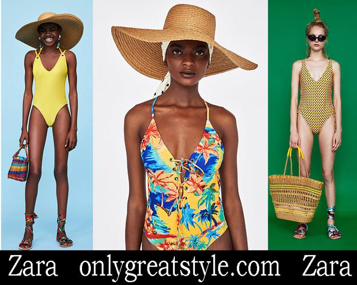 New Arrivals Zara Swimsuits 2018 Swimwear
