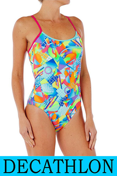 Accessories Decathlon Swimsuits 2018 Women's 1