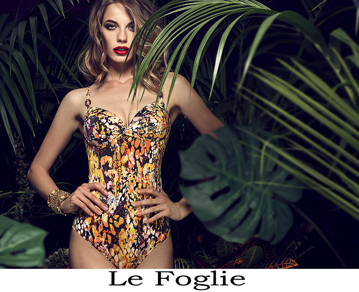 Accessories Le Foglie Swimsuits 2018 Women's 1