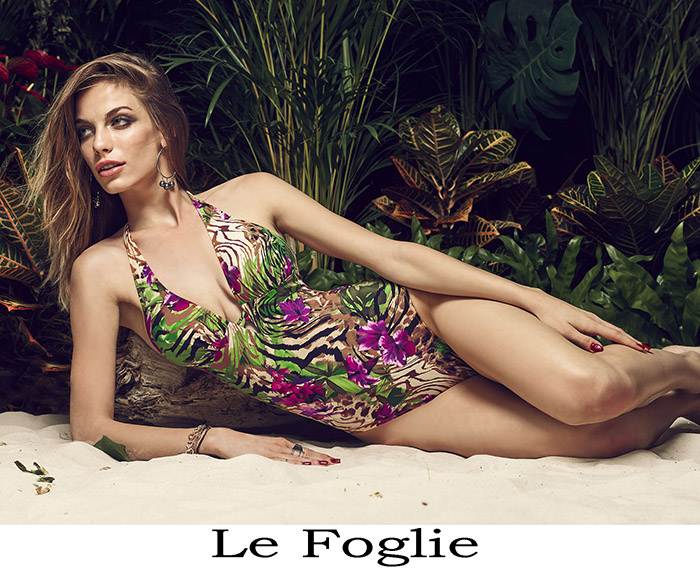 Accessories Le Foglie Swimsuits 2018 Women's 2