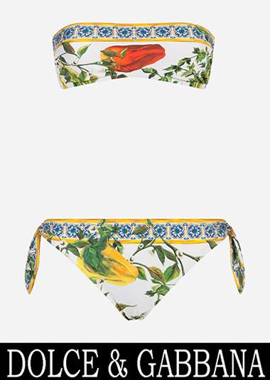 Bikinis Dolce Gabbana Spring Summer 2018 1