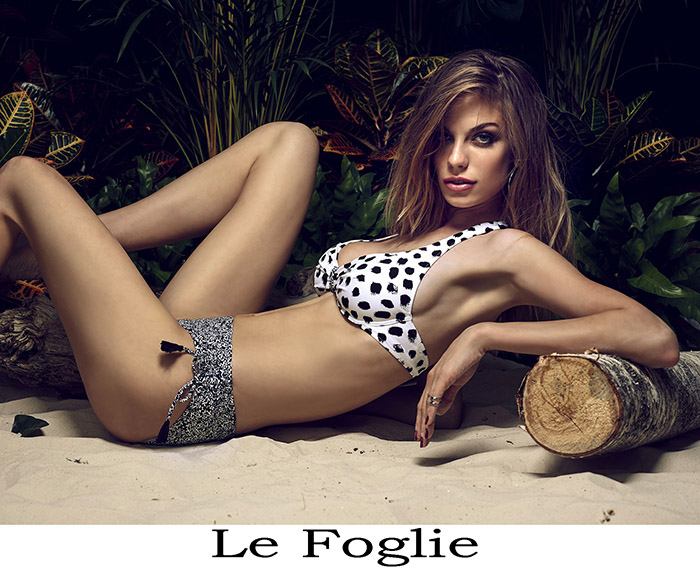Bikinis Le Foglie Spring Summer 2018 3