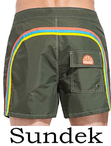 Boardshorts Sundek Spring Summer 2018 Men's 3