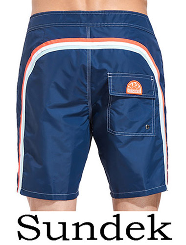 Boardshorts Sundek Spring Summer 2018 Men's 4
