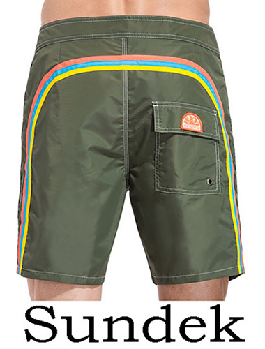 Boardshorts Sundek Spring Summer 2018 Men's 5