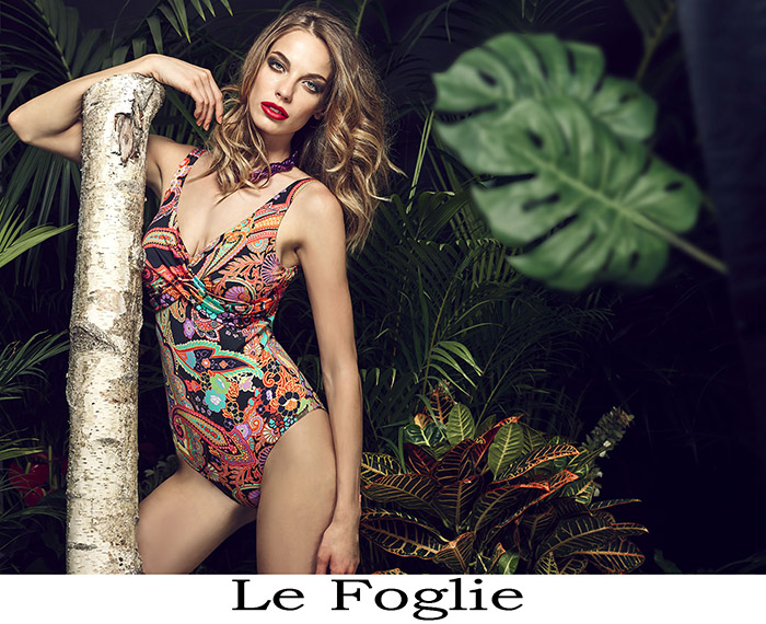 Fashion News Le Foglie Women's Swimsuits 1